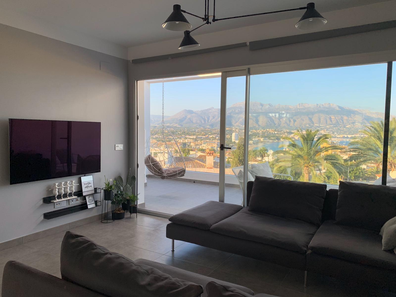 Terraced House in El Albir / L'Albir, for rent
