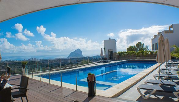 Bungalow in Calpe / Calp, for rent