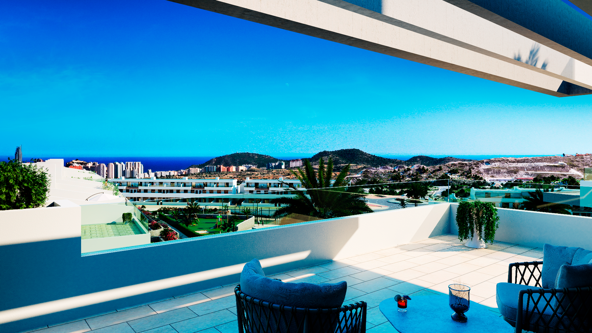 Apartment in Finestrat, for sale