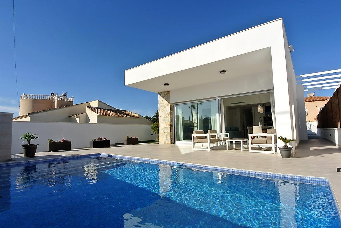 Luxury Villa in Torrevieja, El Chaparral, for sale