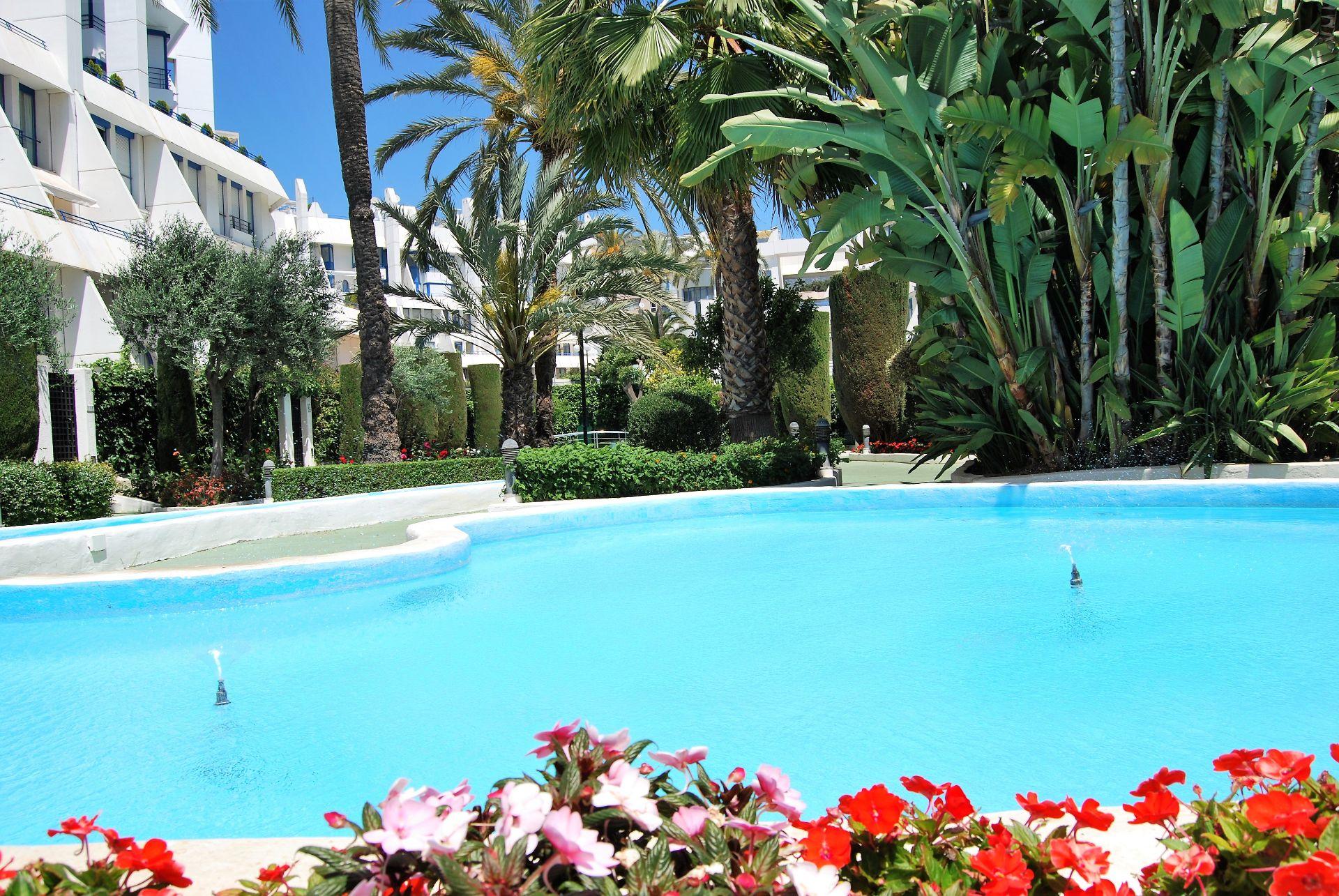 Ático en Marbella, alquiler