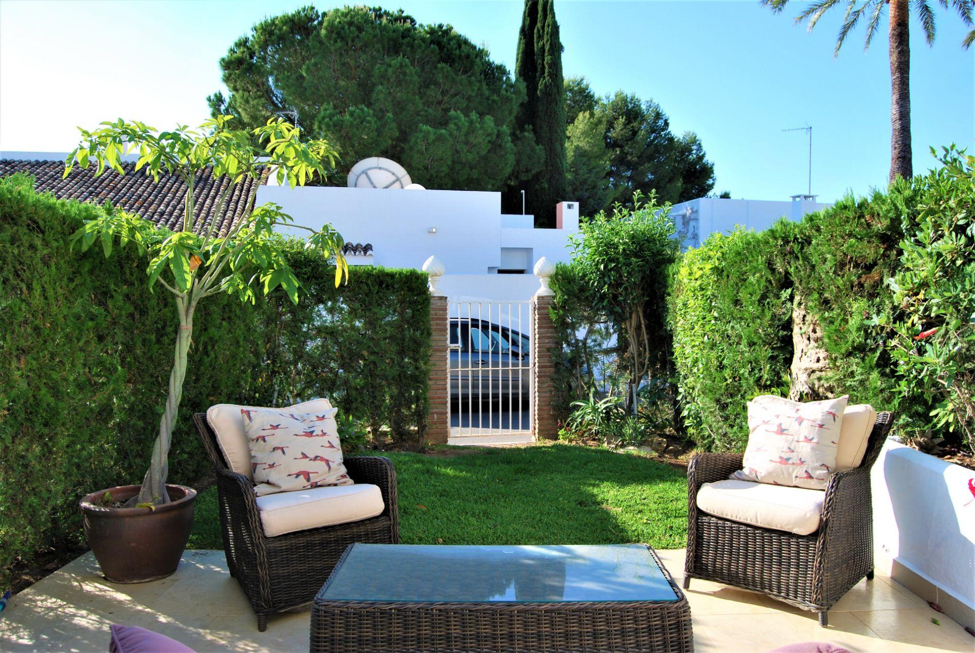 Casa adosada en Marbella, alquiler