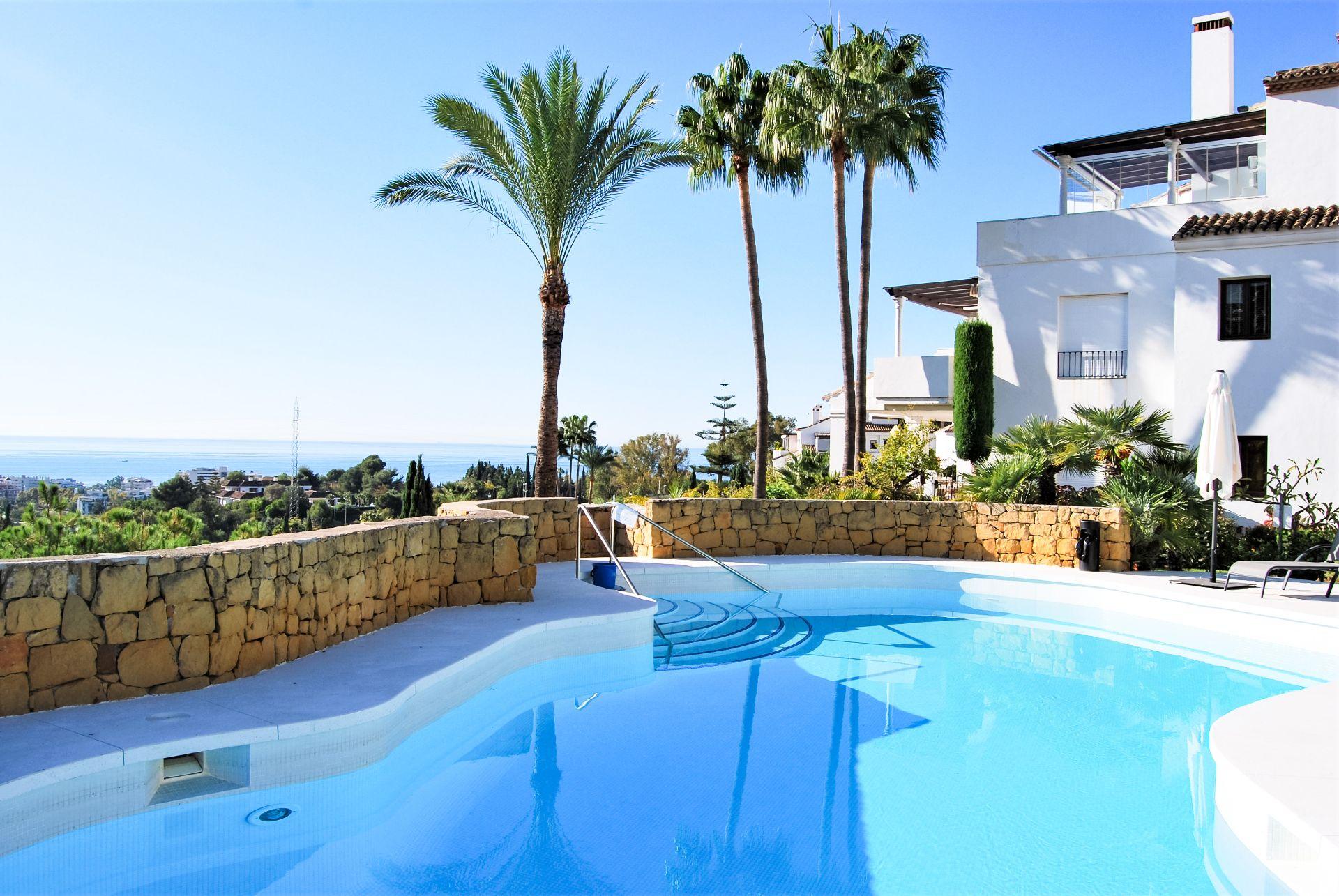 Apartamento en Marbella, Milla de Oro, alquiler
