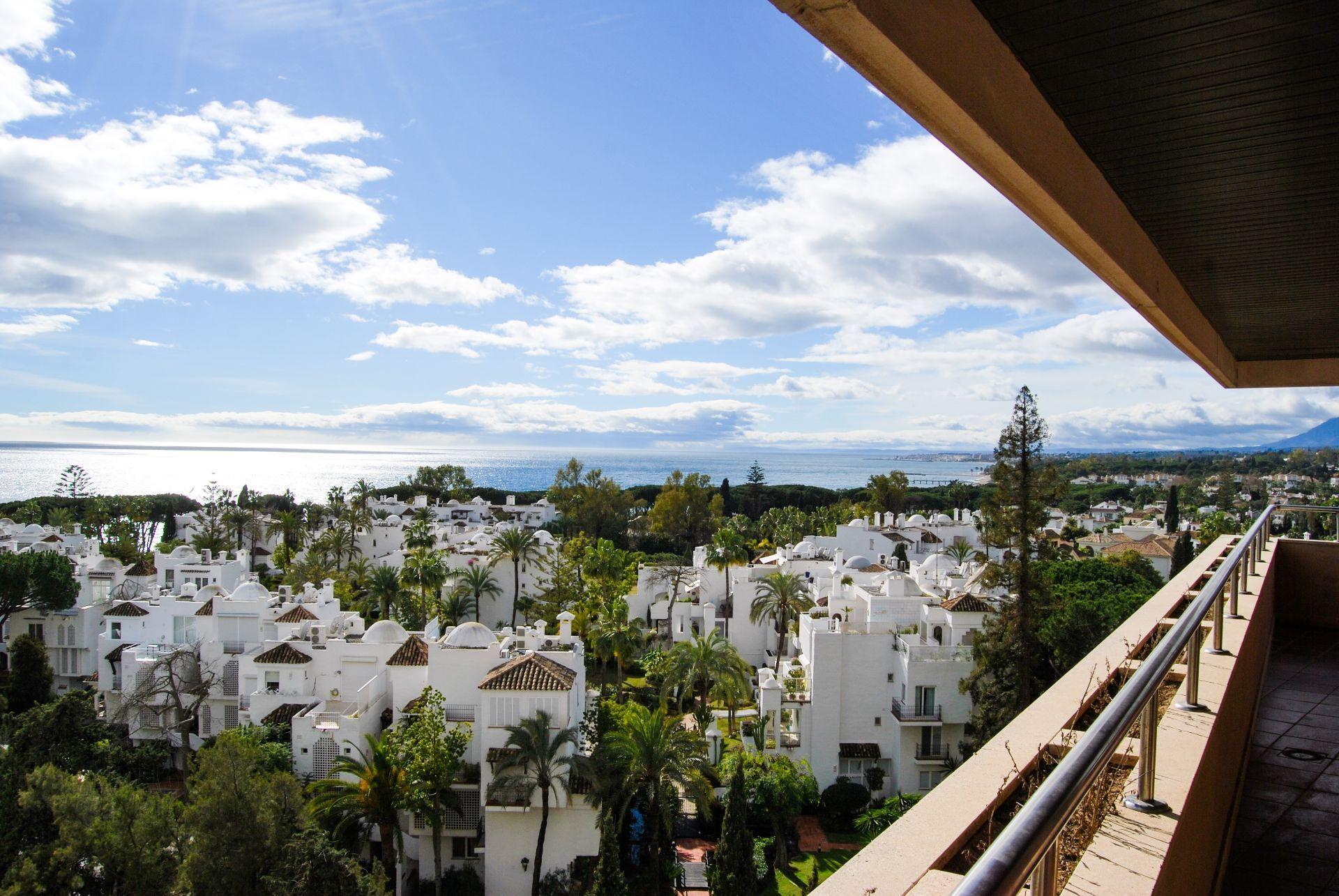 Apartamento en Marbella, Marbella Centro, alquiler