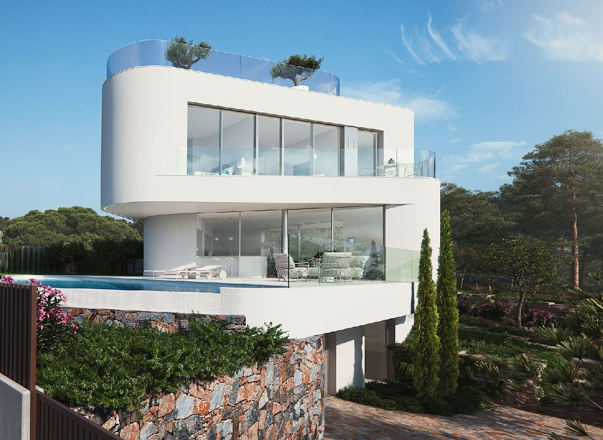 Villa de Lujo en Finestrat, Sierra Cortina, venta