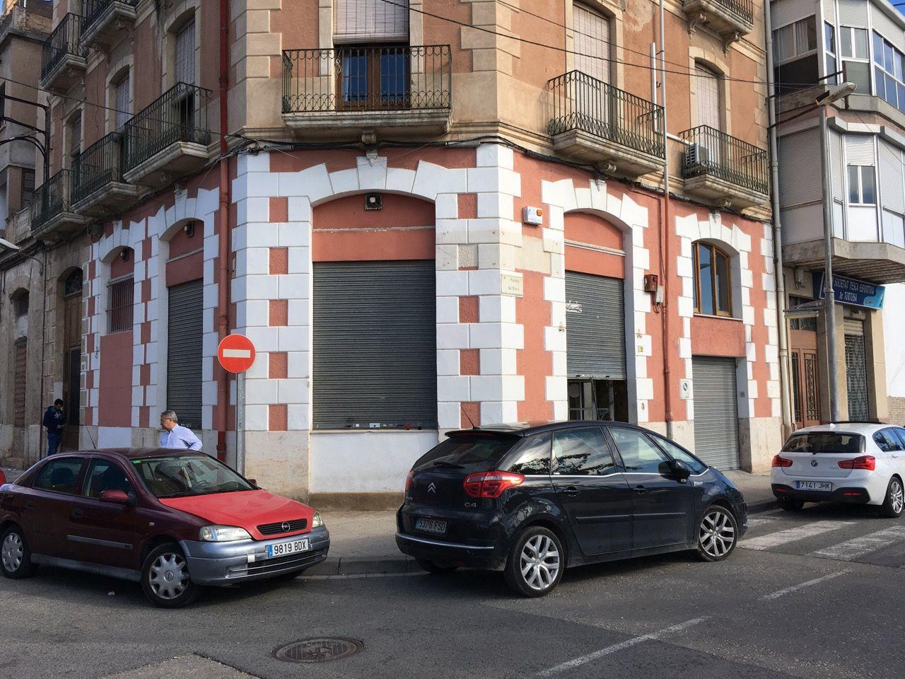 Local comercial en Tortosa, ferreries, alquiler