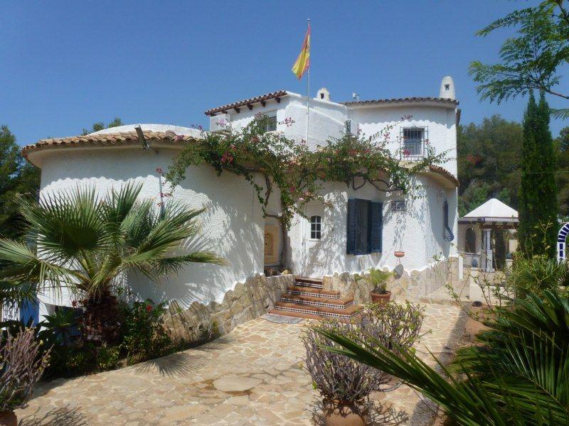 Casa / Chalet en Benissa, URB LA FUSTERA, venta