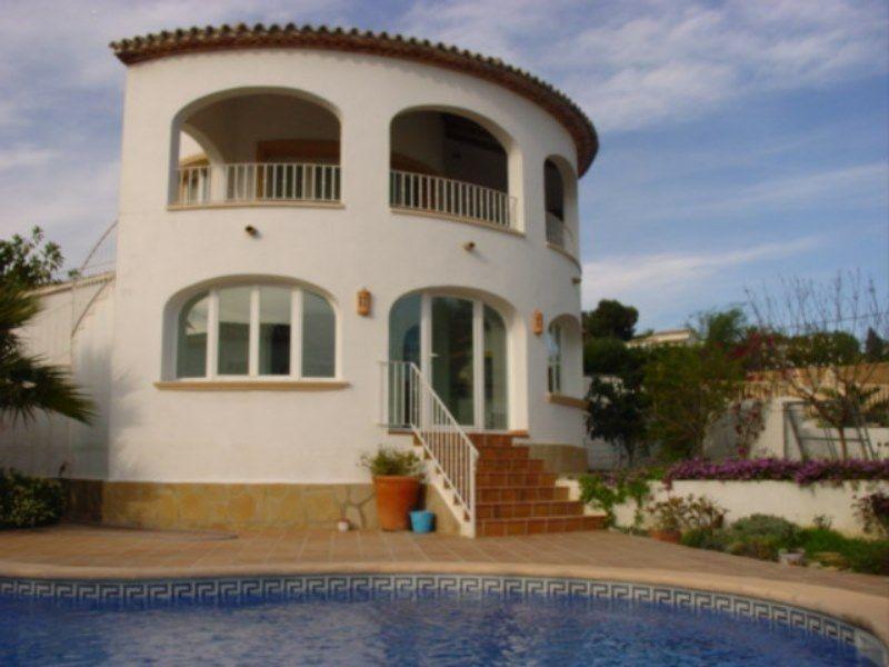 Вилла в Benissa, Baladrar, аренда на отпуск