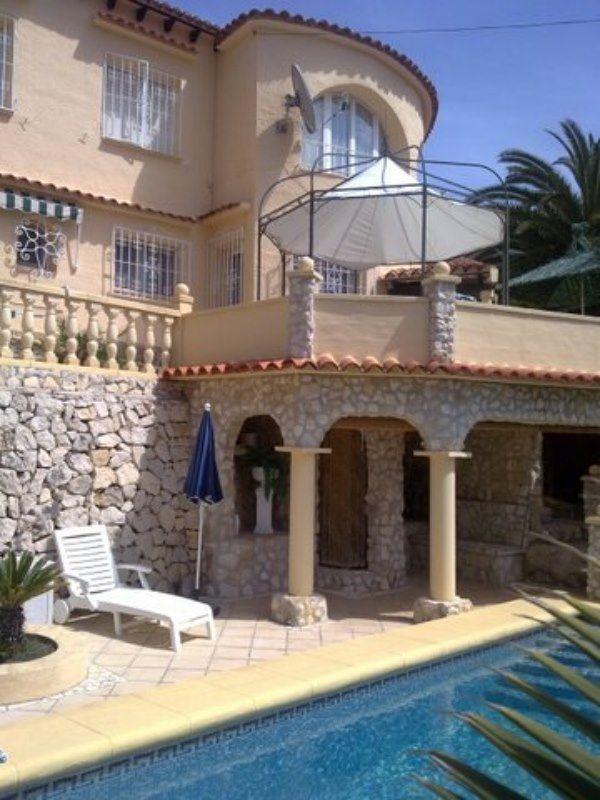 Casa / Chalet en Benissa, URB MONTEMAR, venta