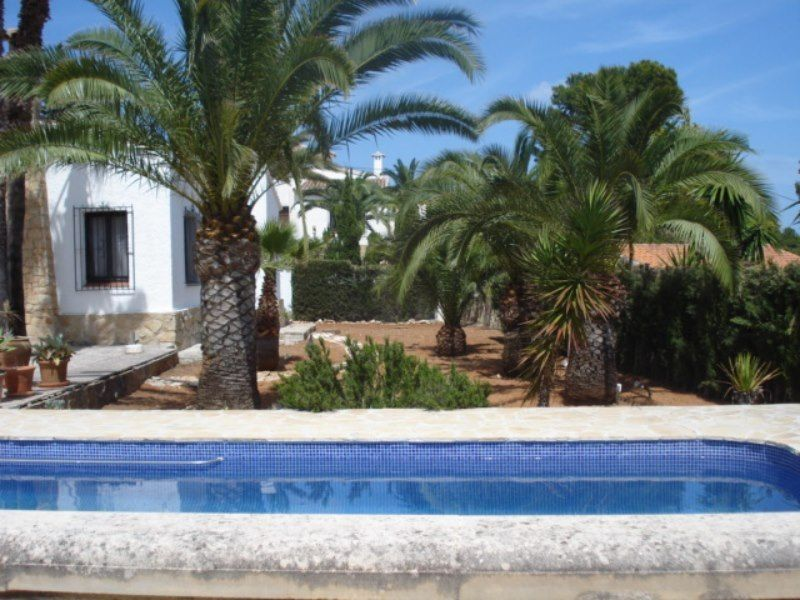 Villa in Moraira, MORAVIT, holiday rentals