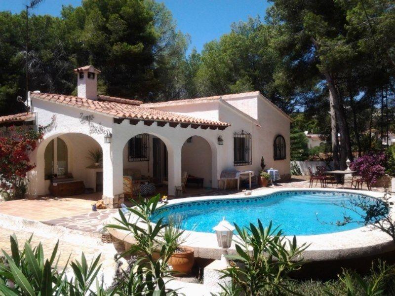 Casa / Chalet en Benissa, La Pinada, alquiler vacacional
