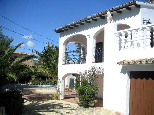 Casa / Chalet en Benissa, LA FUSTERA-CARRIONS, alquiler vacacional