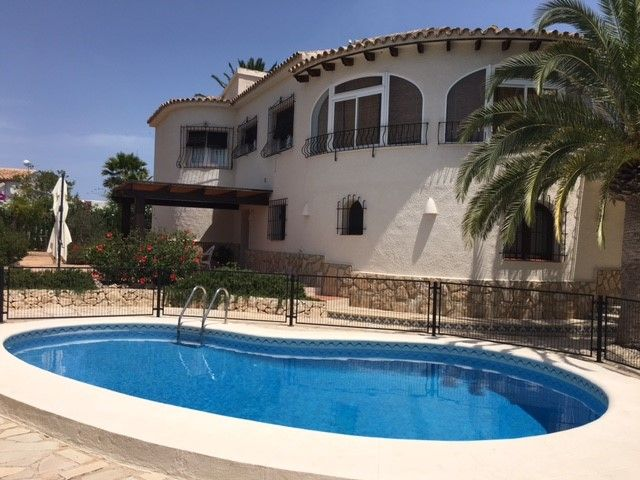 Casa / Chalet en Moraira, alquiler vacacional
