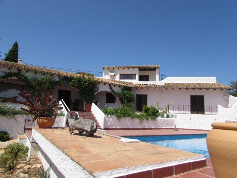 Casa / Chalet en Benissa, CALA ABOGAT, venta