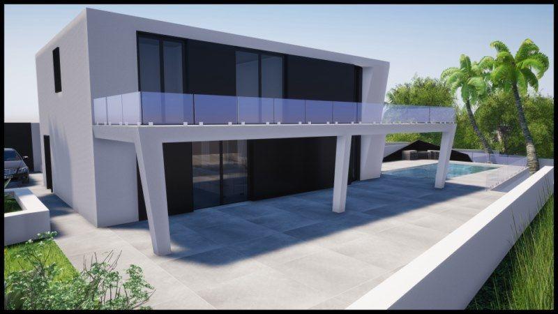 Casa / Xalet a Benissa, URB BUENAVISTA, en venda