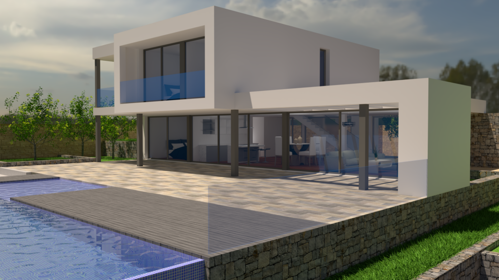 Casa / Chalet en Benissa, BASETES, venta