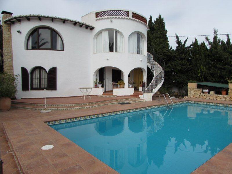 Casa / Chalet en Benissa, URB BUENAVISTA, venta