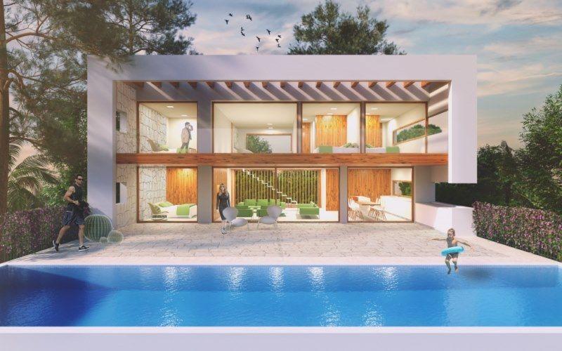 Casa / Chalet en Benissa, URB SAN JAIME, venta