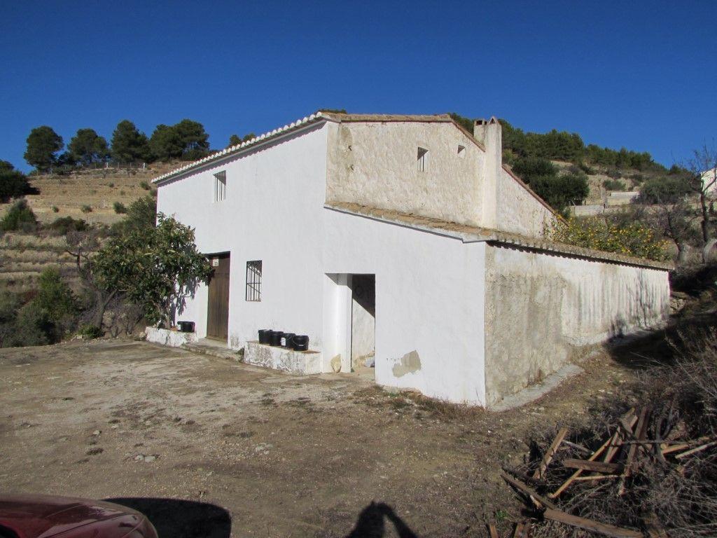 Casa de campo en Benissa, venta