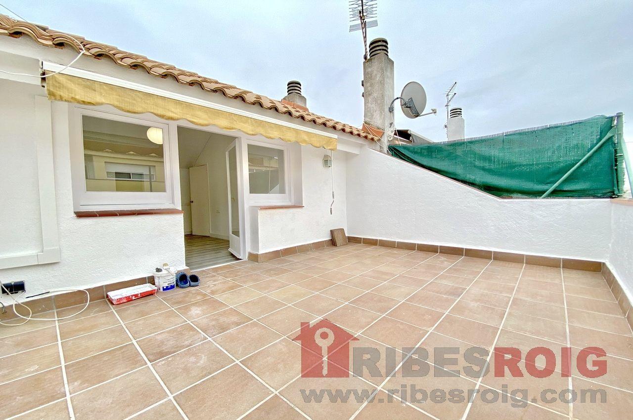 Casa adosada en Sant Pere de Ribes, Centre, alquiler