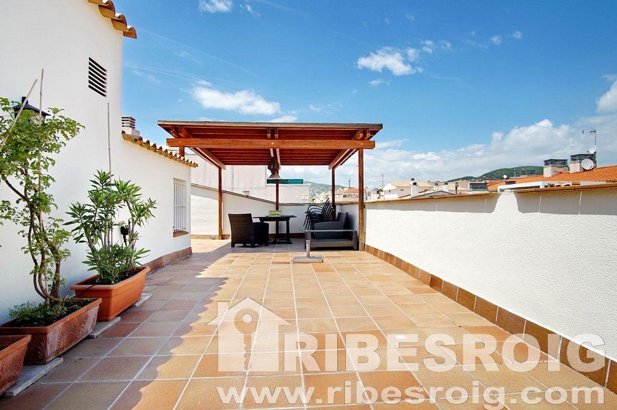 Dúplex en Sant Pere de Ribes, Centre, alquiler