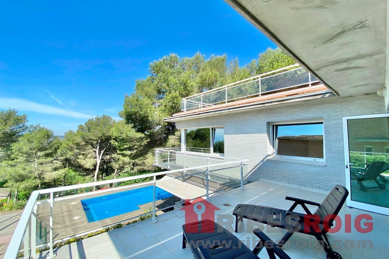 Villa de Lujo en Olivella, Mas Mestre, venta