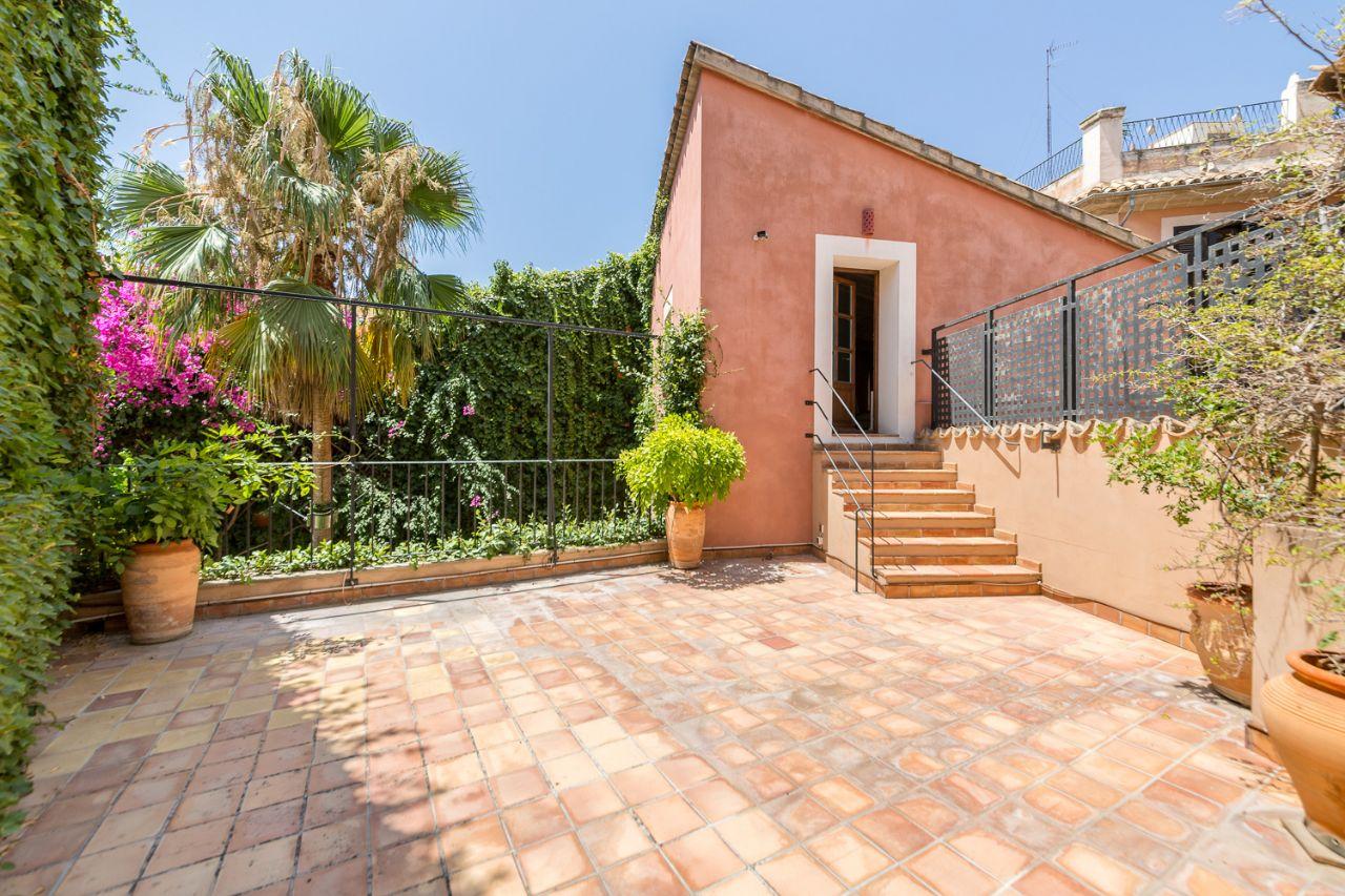 Villa in Palma, Paseo Borne, verkauf