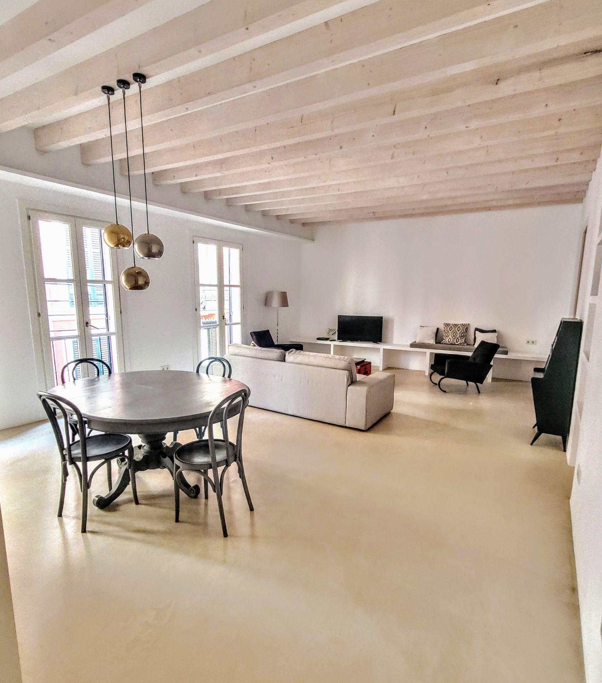 Wohnung in Palma, Casco Antiguo- La Lonja, miete