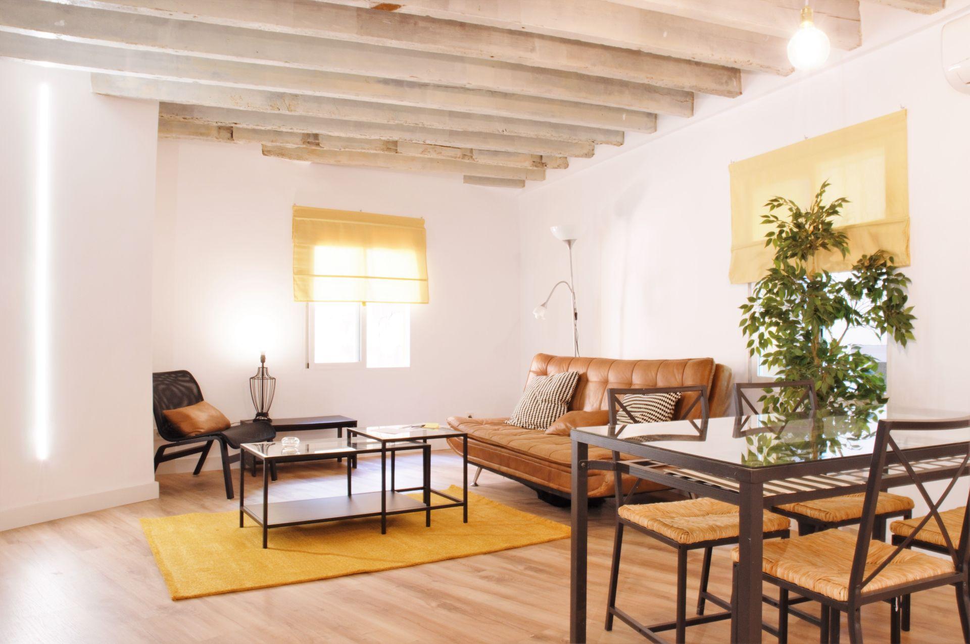 Wohnung in Palma, Paseo Borne - Plaza Mercat, miete