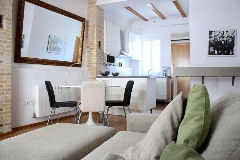 Appartamento in Valencia, EL PILAR, affitto