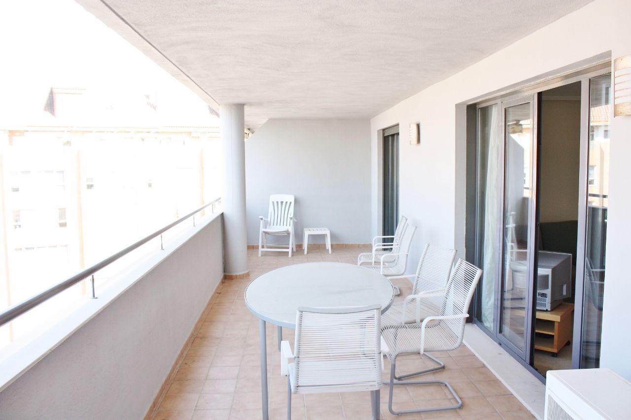 Квартира в Valencia, Penya Roja, аренда