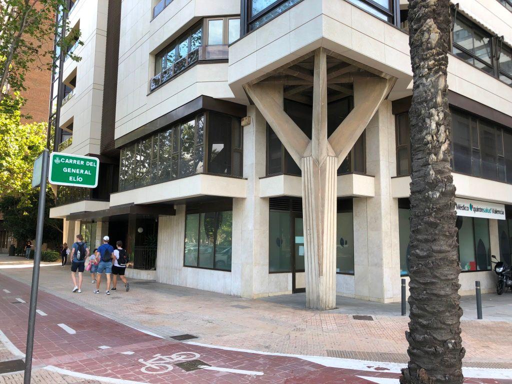 Ufficio in Valencia, affitto
