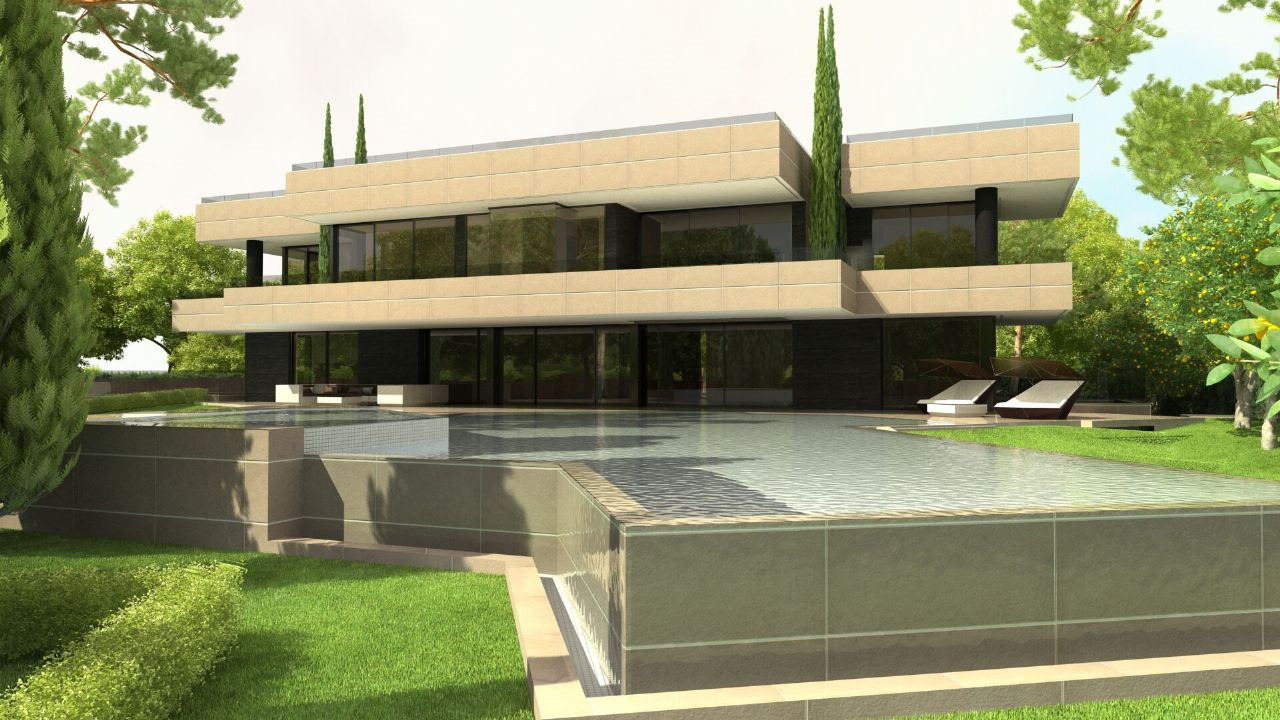 Luxury Villa in Estepona, Guadalmina-Casasola, for sale