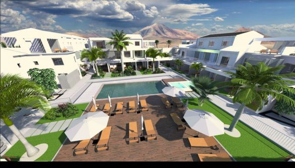 New Development of Apartments in Parque Holandes