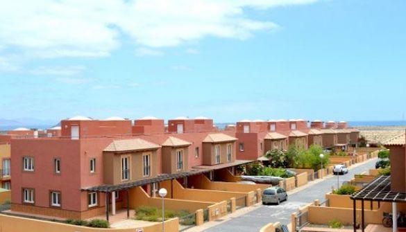 Casa adosada en Corralejo de 3 habitaciones