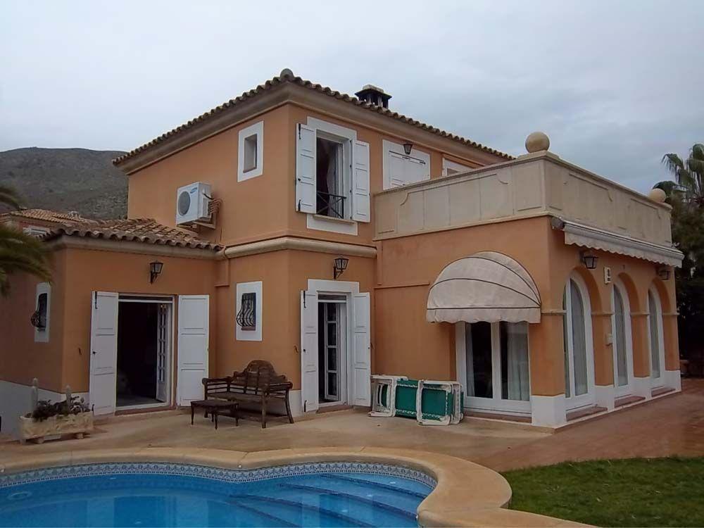 Villa in Finestrat, TERRA MITICA, for sale