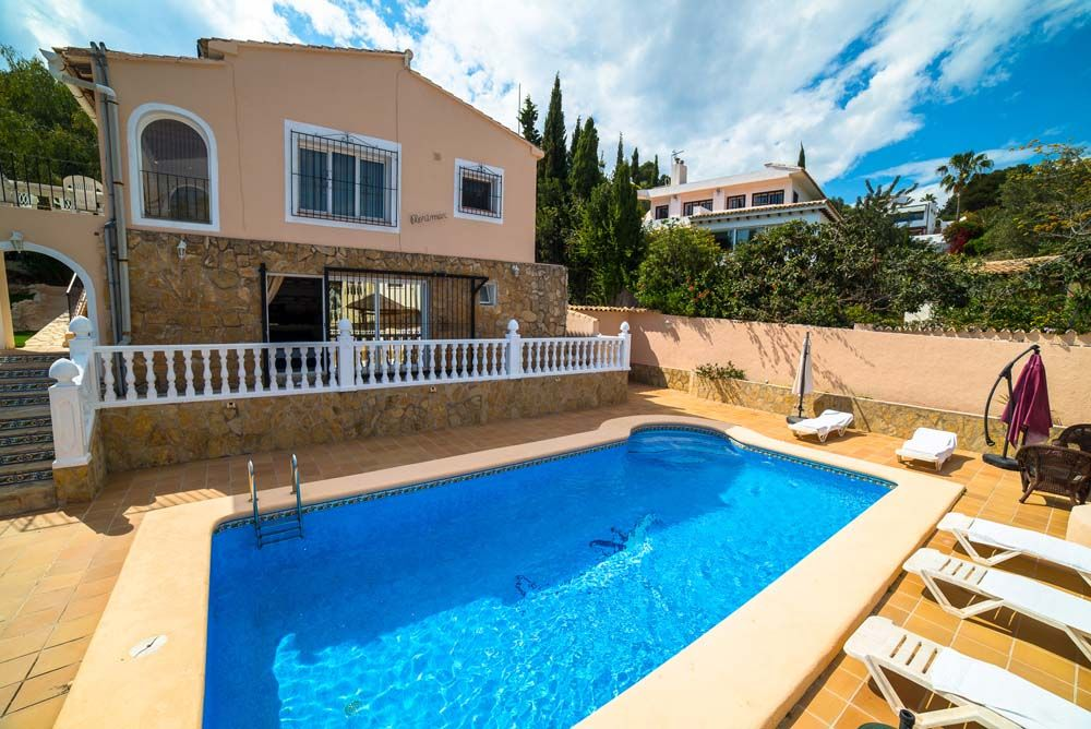 Villa in Moraira, for sale