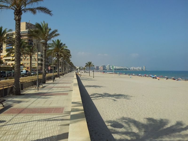 Apartment in Alicante, Playa de San Juan, for sale