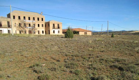 Parcela en Albentosa de 1 habitaciones