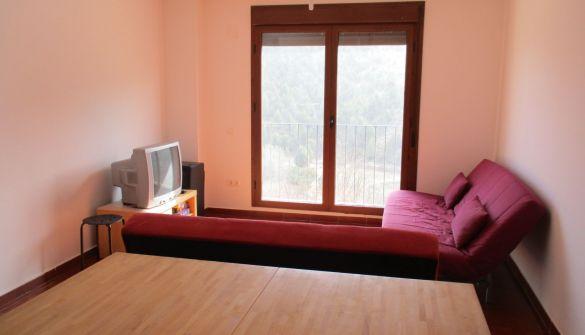 Apartamento en Manzanera de 2 habitaciones