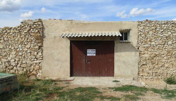Casa de pueblo en Alustante de 1 habitaciones