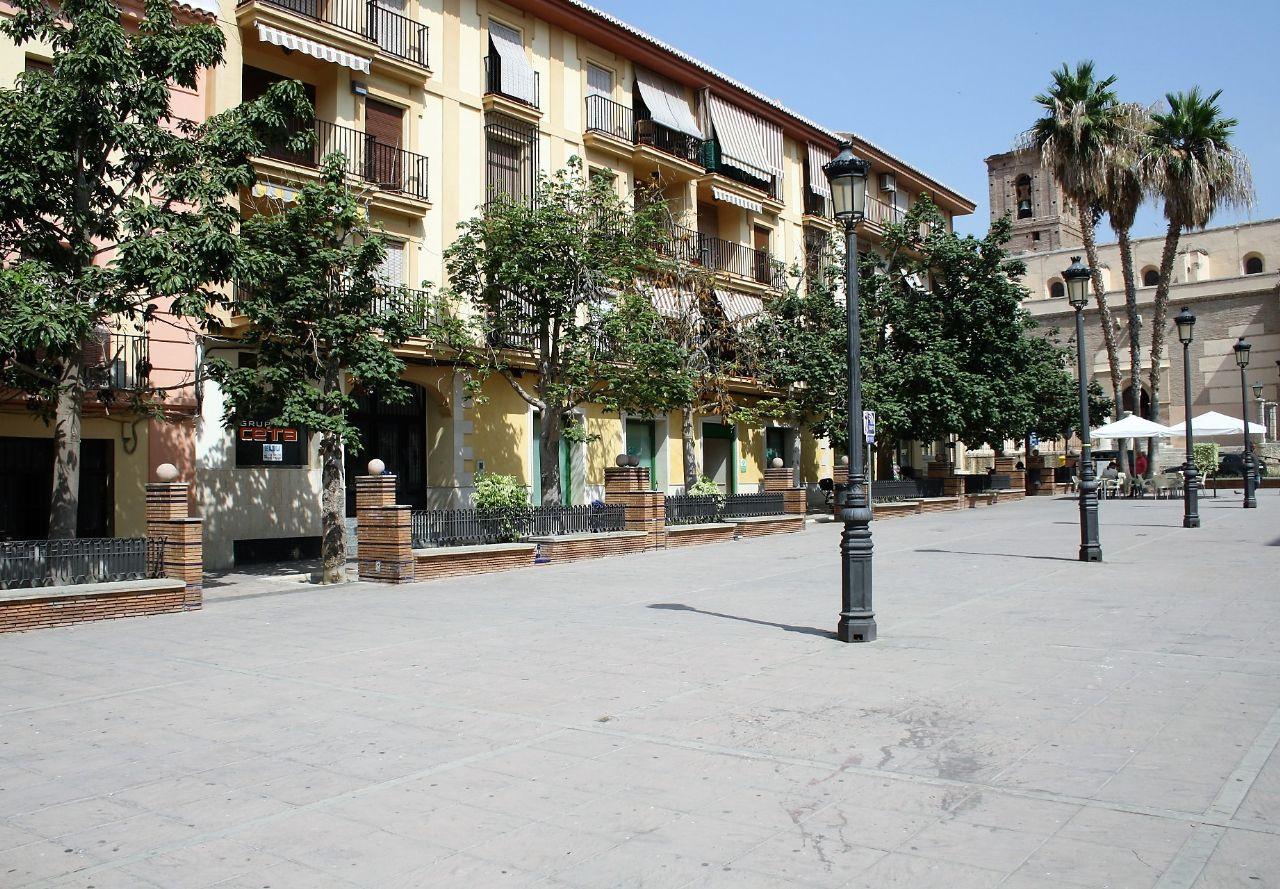 Local comercial en Motril, Plaza de España, alquiler