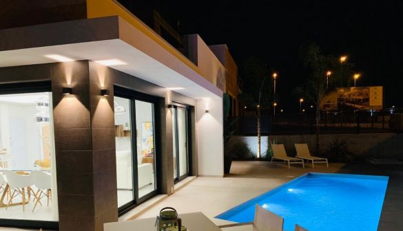 New Development of villas in San Fulgencio
