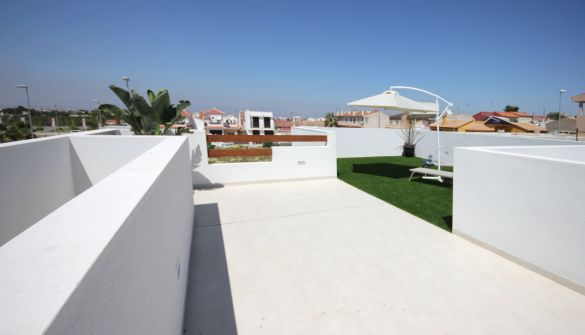 New Development of villas in Benijófar