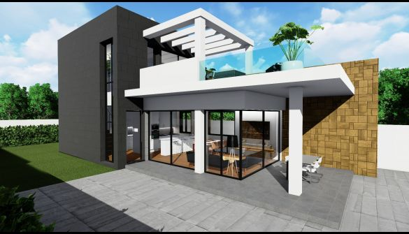 New Development of villas in Rojales