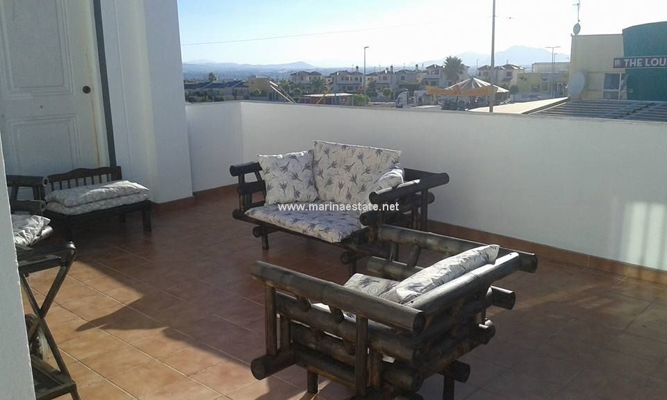 Apartment in San Fulgencio, holiday rentals
