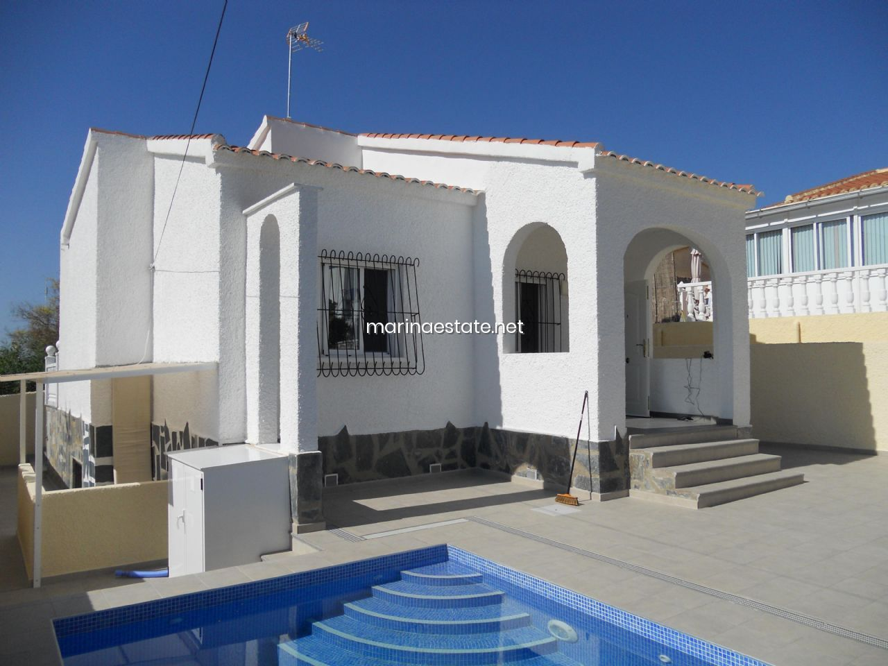 Holiday rentals Villa in San Fulgencio, La Marina Urbanization with