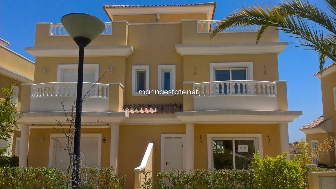 For Sale Villa In San Fulgencio Urb La Marina With