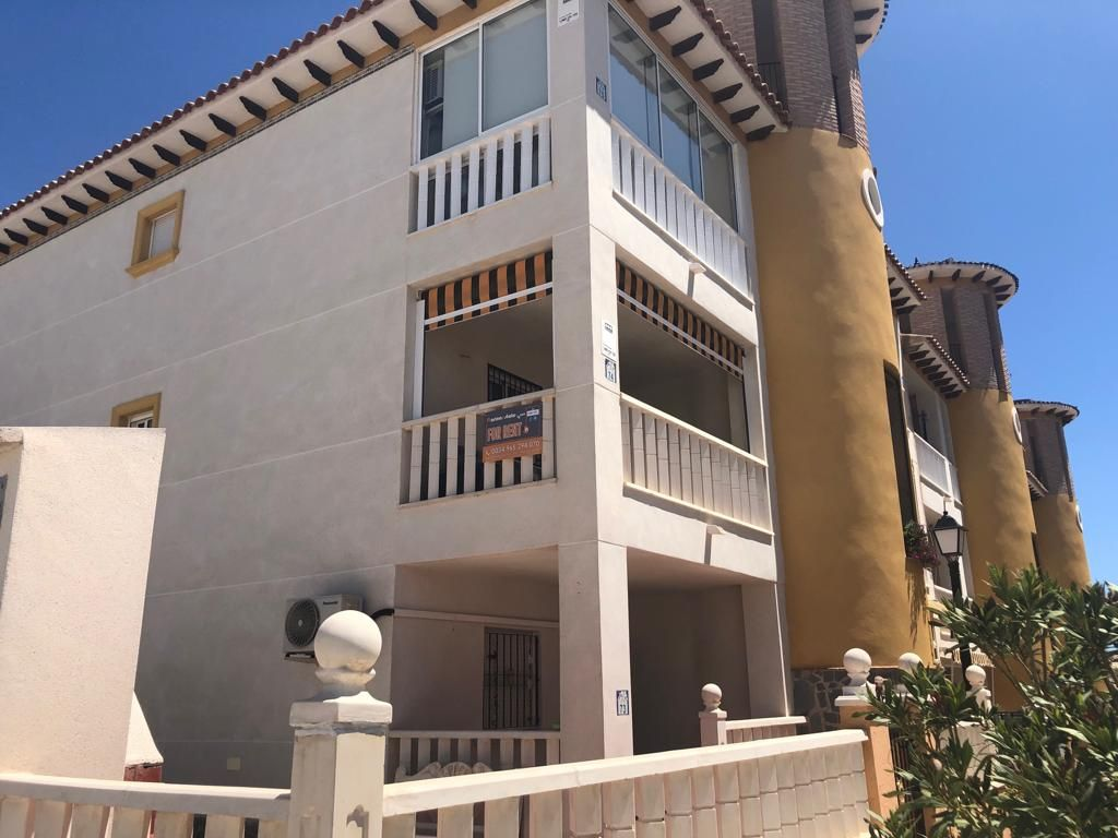 Apartment in San Fulgencio, for rent