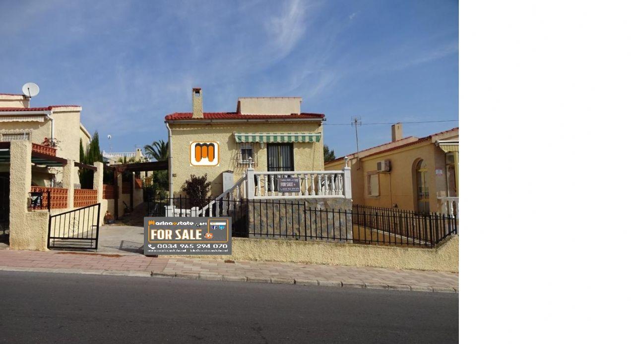 Villa in San Fulgencio, La Marina Urbanization, holiday rentals